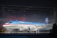 Фото 27. Выкатка Superjet 100. 26 сентября 2007 г.
