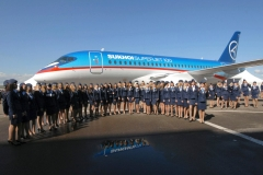 Фото 30. Выкатка Superjet 100. 26 сентября 2007 г.