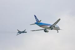 Фото 35. Первый полёт. 19 мая 2008 г.