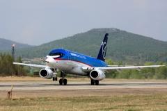Фото 36. Первый полёт. 19 мая 2008 г.