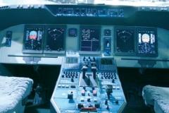 Фото 7. Полноразмерный макет кабины представленный на авиасалоне Ле-Бурже 2005