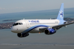 Фото 71. Sukhoi Superjet 100 мексиканской авиакомпании Interjet