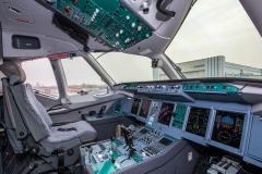 Фото 88. Кабина экипажа Superjet 100-95LR