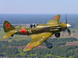 Тот самый восстановленный МиГ-3