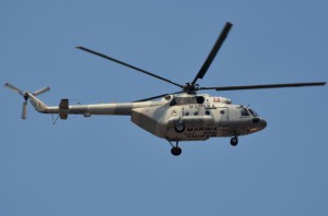 Ми-17В-5 ВМС Мексики