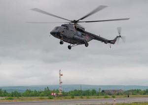 Ми-8АМТШ ВВС России