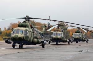 Ми-8МТВ-5-1 ВВС России