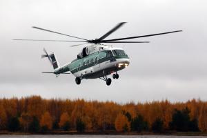 Четвёртый опытный образец Ми-38