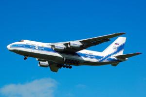 Ан-124-100 Руслан авиакомпании Волга-Днепр