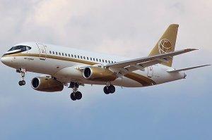 Sukhoi Superjet 100 авиакомпании Центр-Юг