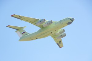 Второй серийный Ил-76МД-90А