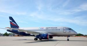 Двадцатый Sukhoi Superjet 100 авиакомпании Аэрофлот