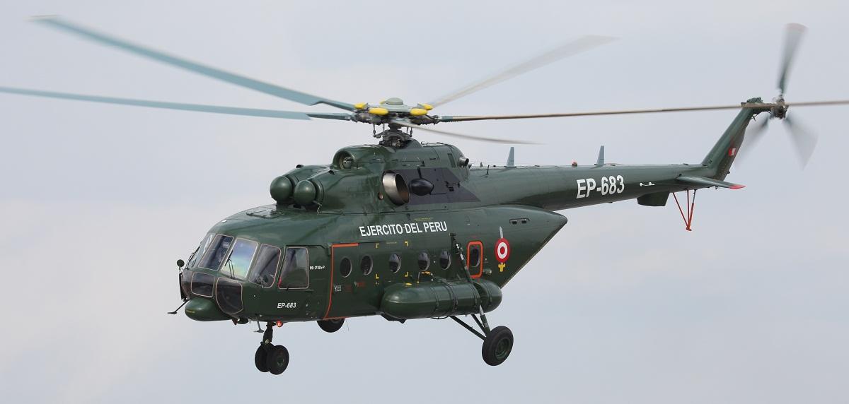 Russian Helicopters terá centro de treinamento de pilotos em Lima no Peru