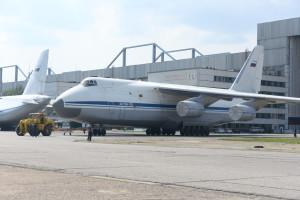 Модернизированный Ан-124-100 Руслан