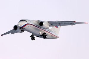 Ан-148-100Е ВВС России (RA-61721)