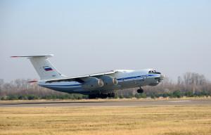 Ил-76МД-90А ВВС России