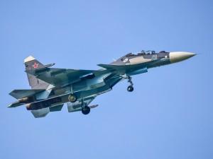 Су-30СМ ВМФ России