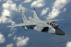 МиГ-31БМ ВВС России