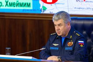 Главком ВКС России генерал-полковник Виктор Бондарев