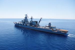 Ракетный крейсер Москва (проект 1164 Атлант)