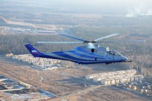 Летающая лаборатория скоростного вертолёта