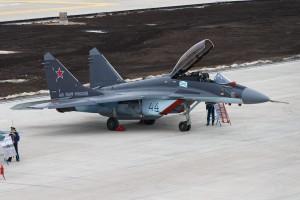 МиГ-29КУБ ВМФ России