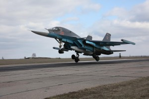 Су-34 ВВС России