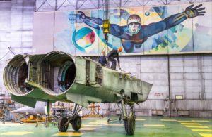 Модернизация МиГ-31