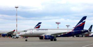 27-й Superjet 100 (RA-89064) авиакомпании Аэрофлот