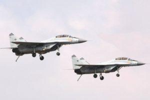 МиГ-29КУБ ВМС Индии