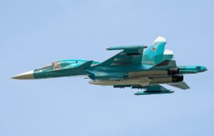 Новый Су-34 для ВВС России