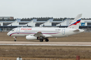 Superjet 100-95LR МЧС России