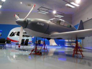 Макет Як-152