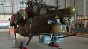 Ми-28НЭ (изделие 298) для армейской авиации Ирака