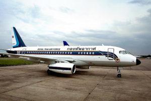 Sukhoi Superjet 100-95LR (VIP) Королевских Военно-Воздушных Сил Таиланда