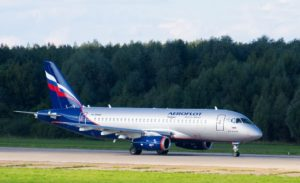 Sukhoi Superjet 100 (RA-89060)