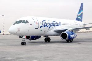 4-й Superjet 100 для Якутии