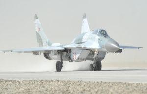 МиГ-29СМТ ВВС России