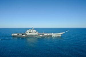 ТАВКР Адмирал Флота Советского Союза Кузнецов