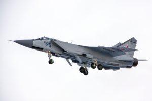 Новый МиГ-31БМ